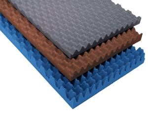 polyurethane-wedge