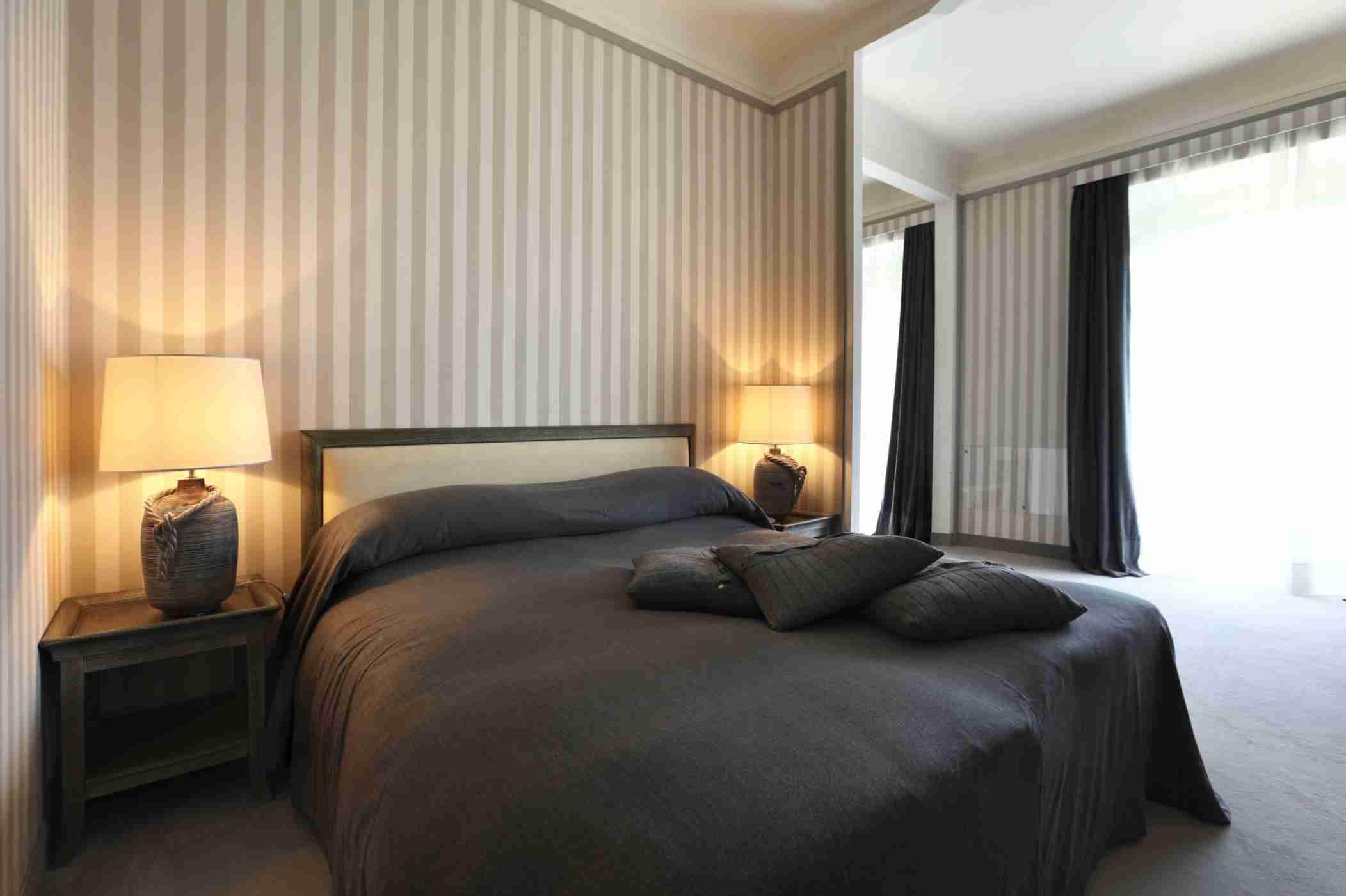 Come insonorizzare una camera da letto - Murales camera da letto ...