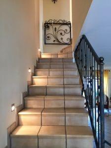 rumori dalle scale