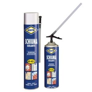 schiuma poliuretanica per insonarizzare pareti