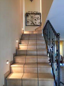 rumori delle scale